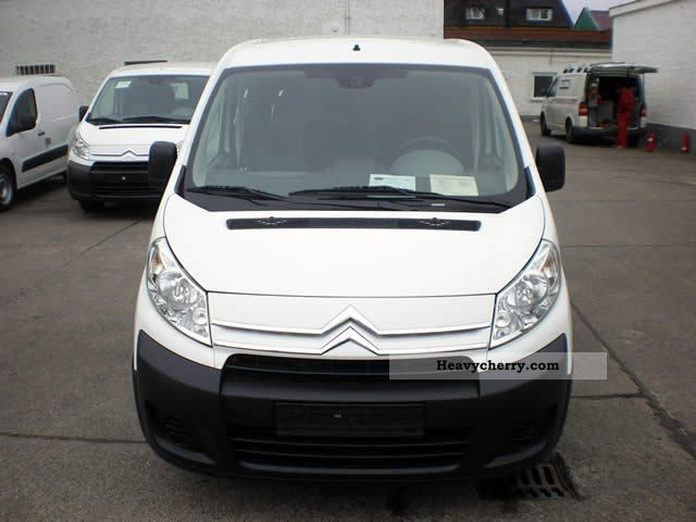 citroen citro n jumpy l2h1 2 0 hdi box 2011 box type delivery van photo and specs. Black Bedroom Furniture Sets. Home Design Ideas
