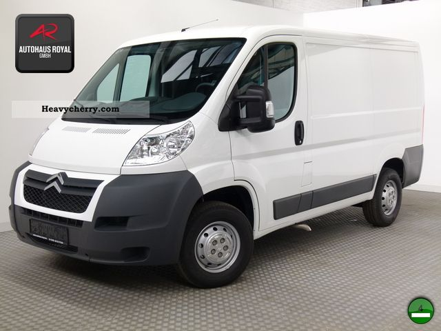 2011 Citroen  Citroën Jumper L1H1 HDI 30 3-Seater Van or truck up to 7.5t Box-type delivery van photo