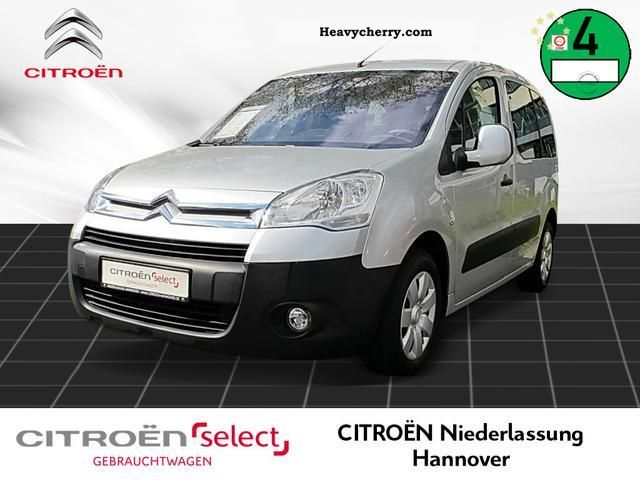 2009 Citroen  Citroën Berlingo L1 1.6 HDi 90 FAP Van or truck up to 7.5t Box-type delivery van photo