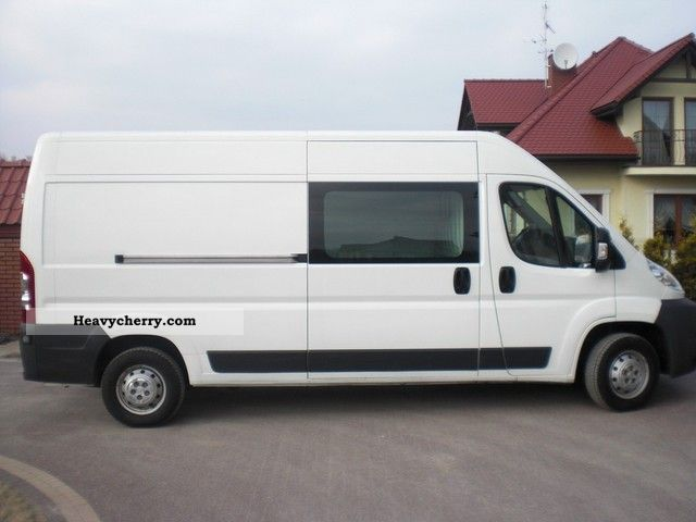 2009 Citroen  Citroen Jumper 2.3 JTD LONG Van or truck up to 7.5t Other vans/trucks up to 7 photo