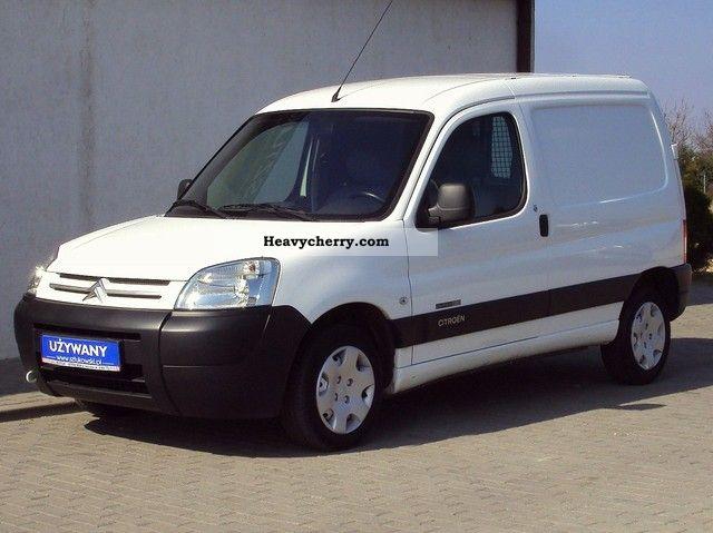 2006 Citroen  Citroen Berlingo SALON PL VAT Van or truck up to 7.5t Other vans/trucks up to 7 photo
