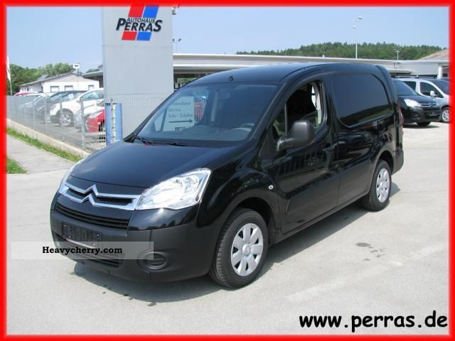 2011 Citroen  Citroen Berlingo 1.6 HDi e-90, L2, long wheelbase, Niv Van or truck up to 7.5t Other vans/trucks up to 7 photo