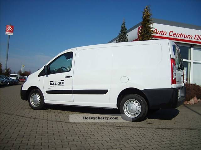 citroen citro n jumpy box service facility 29l2h1 hdi125fap 2011 box type delivery van long. Black Bedroom Furniture Sets. Home Design Ideas