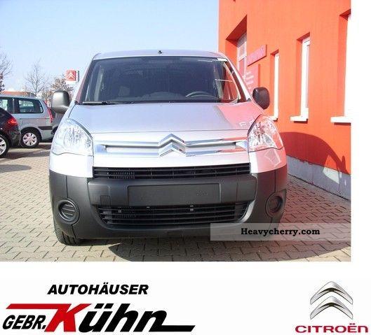 2012 Citroen  Citroën Berlingo L1 HDi 75 FAP level B Van or truck up to 7.5t Box-type delivery van photo