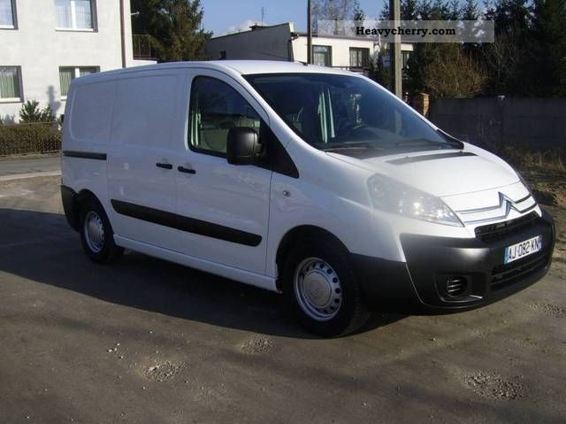 citroen citroen jumpy 1 6 hdi air jak nowy 27000km 2010 other vans trucks up to 7 photo and. Black Bedroom Furniture Sets. Home Design Ideas