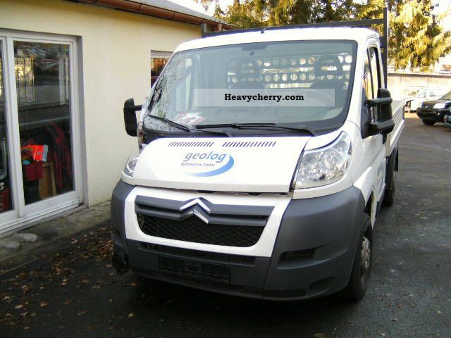 2010 Citroen  Citroën Jumper Van or truck up to 7.5t Stake body photo