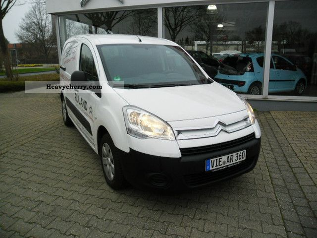 citroen citroen berlingo hdi 75 level b 2011 box type. Black Bedroom Furniture Sets. Home Design Ideas