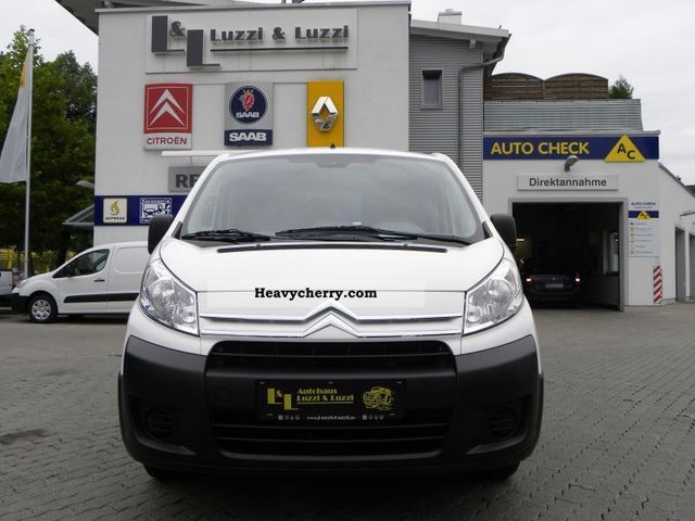 2011 Citroen  Citroën Jumpy 29L2H1 - Save € 10 580 Van or truck up to 7.5t Box-type delivery van photo