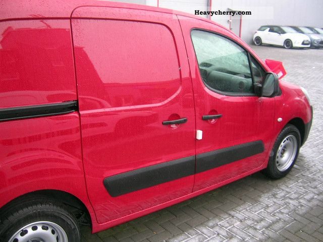citroen berlingo citro n hdi 75 van niv b 2012 box type. Black Bedroom Furniture Sets. Home Design Ideas