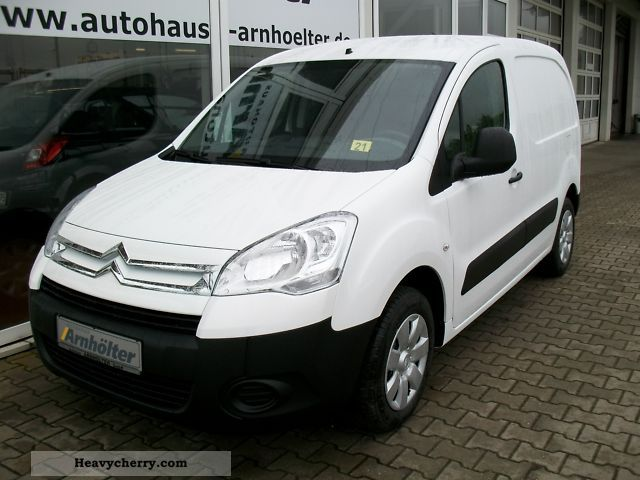 citroen citro n berlingo hdi 75 l1 lev b 2011 box type. Black Bedroom Furniture Sets. Home Design Ideas