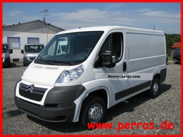 2012 Citroen  Citroën Jumper L1H1 HDi 130 FAP Kawa 33 Van or truck up to 7.5t Other vans/trucks up to 7 photo