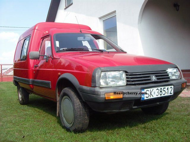 citroen citro n c15 1998 other vans trucks up to 7 photo and specs. Black Bedroom Furniture Sets. Home Design Ideas