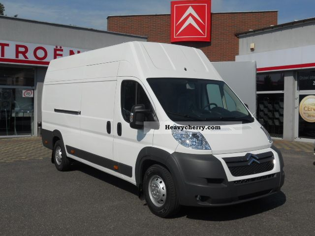 2011 Citroen  Citroën Jumper L4H3 3.0HDI 180KM NOWY DO ODBIORU Van or truck up to 7.5t Other vans/trucks up to 7 photo