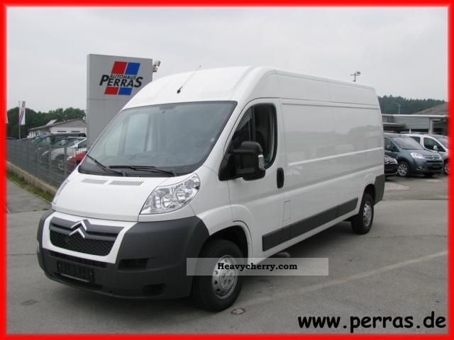 2011 Citroen  Citroën Jumper L3H2, 35, HDI, 120, climate Van or truck up to 7.5t Other vans/trucks up to 7 photo