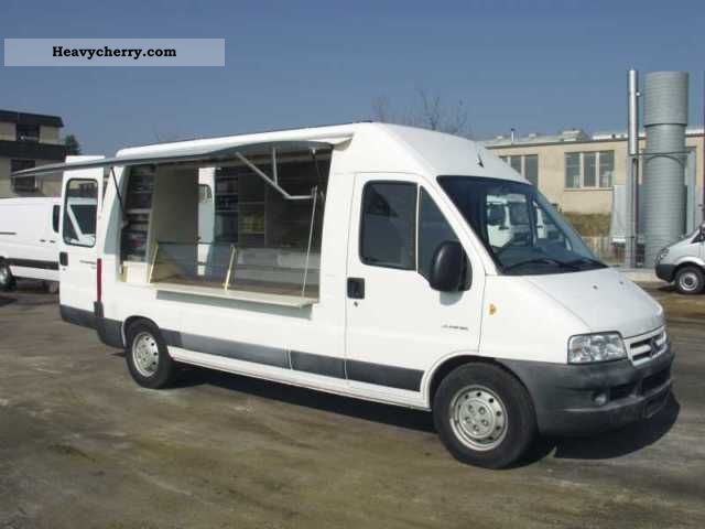 2007 Citroen  Peugeot Boxer vehicle sales Van or truck up to 7.5t Traffic construction photo