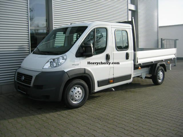 2011 Citroen  Citroën Jumper 33 L2doka 110 Hp PRITSCHEmit AIR, EURO5 Van or truck up to 7.5t Stake body photo