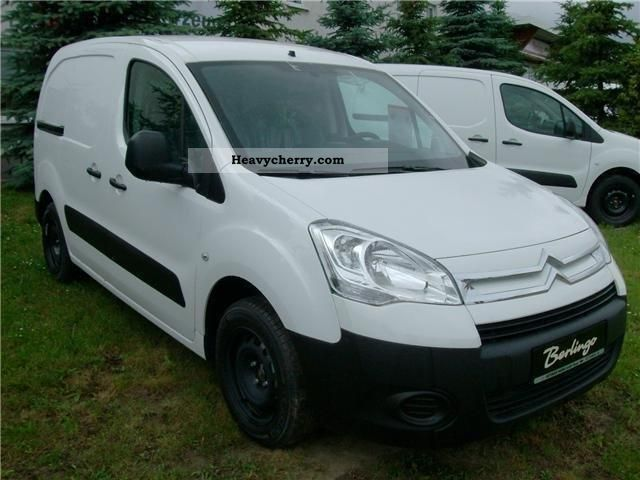 citroen citro n berlingo l1 1 6 hdi 75 level b 2011 other vans trucks up to 7 photo and specs. Black Bedroom Furniture Sets. Home Design Ideas