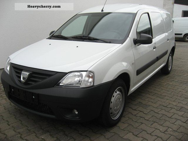 dacia logan express 1 5 dci ambiance 2011 box type delivery van photo and specs. Black Bedroom Furniture Sets. Home Design Ideas