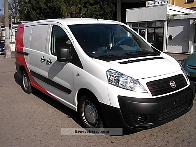 fiat scudo 2 0 jtd cross 2010 box type delivery van long. Black Bedroom Furniture Sets. Home Design Ideas