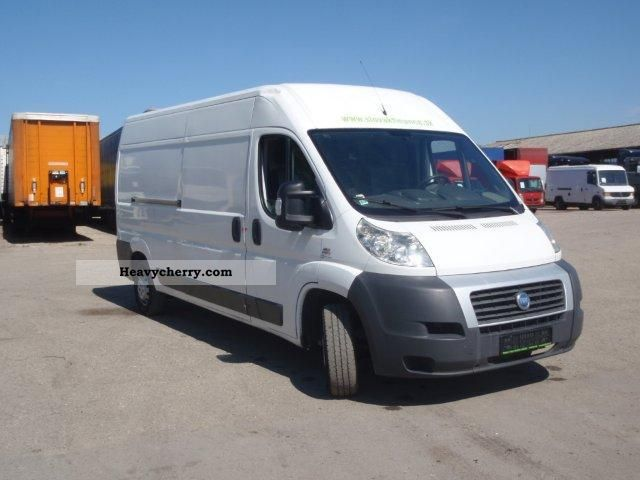 2007 Fiat  Ducato 2.3 JTD 120 Multijet Van or truck up to 7.5t Box-type delivery van - high and long photo