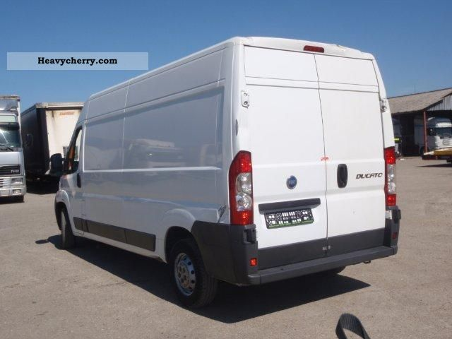 fiat ducato 2 3 jtd 120 multijet 2007 box type delivery. Black Bedroom Furniture Sets. Home Design Ideas