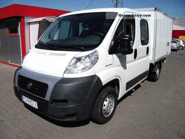 2007 Fiat  Ducato DOKA kontener + 2.80 m. Van or truck up to 7.5t Other vans/trucks up to 7 photo