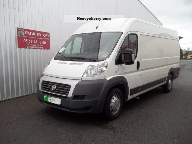 fiat fg ducato maxi xl h2 mjt120 pk cd clim 2010 box type delivery van photo and specs. Black Bedroom Furniture Sets. Home Design Ideas