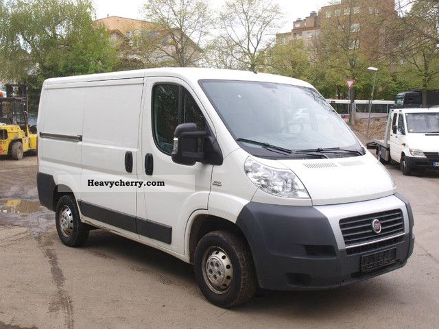 fiat ducato l1h1 2010 box type delivery van photo and specs. Black Bedroom Furniture Sets. Home Design Ideas