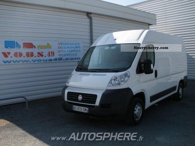 2009 Fiat  Bravo Van or truck up to 7.5t Box-type delivery van photo