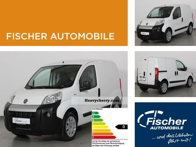2011 Fiat  Fiorino 1.3 MJ 16V SX 5-Gg DPF box. Van or truck up to 7.5t Box-type delivery van photo