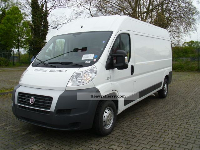 fiat ducato van 33 l4h2 greater multijet 180 2011 box type delivery van high and long photo. Black Bedroom Furniture Sets. Home Design Ideas