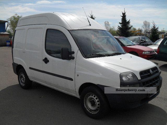 Box-type delivery van - high, Van or truck up to 7 5t