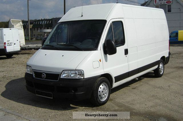 fiat ducato 2 8jtd kastenwagen max 2006 box type delivery van high and long photo and specs. Black Bedroom Furniture Sets. Home Design Ideas