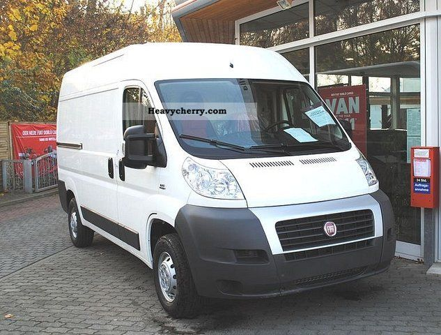 fiat ducato l2h2 hochr box 35 130 2012 box type delivery van high photo and specs. Black Bedroom Furniture Sets. Home Design Ideas