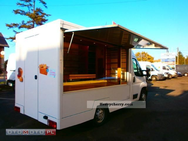2007 Fiat  Bakery Ducato 2007 - Pieczywo * super * SEICO Van or truck up to 7.5t Traffic construction photo