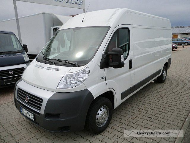 fiat ducato l4h2 35 130 2012 box type delivery van high. Black Bedroom Furniture Sets. Home Design Ideas