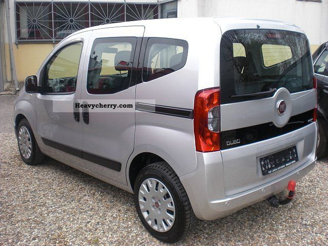 fiat fiorino qubo 1 3 multijet 16v dualogic 2009 box type delivery van photo and specs. Black Bedroom Furniture Sets. Home Design Ideas