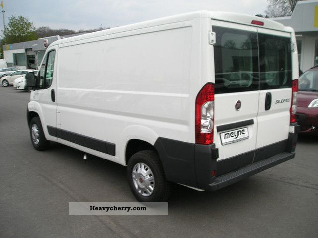 fiat ducato l2h1 33 2011 box type delivery van long. Black Bedroom Furniture Sets. Home Design Ideas