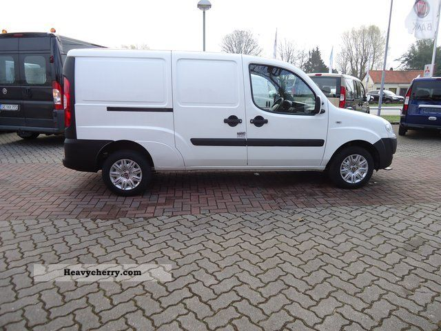 fiat doblo cargo sx 1 3 multijet maxi panel van 2008 box. Black Bedroom Furniture Sets. Home Design Ideas