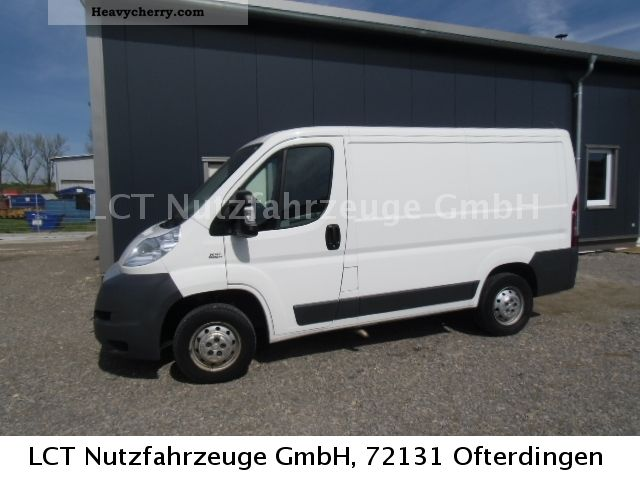 2007 Fiat  Bravo Van or truck up to 7.5t Box-type delivery van photo