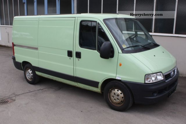 2003 Fiat  Ducato 2.8 JTD Van or truck up to 7.5t Box-type delivery van - long photo