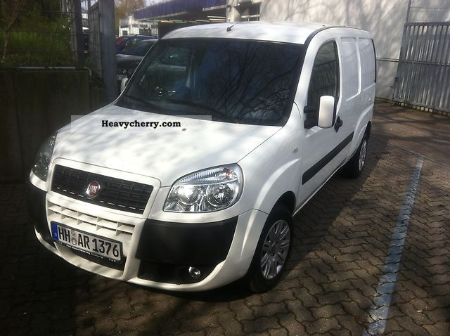 Fiat Doblo Maxi With Shelving System 2008 Box Type Delivery Van