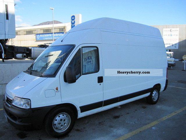 2006 Fiat  Bravo Van or truck up to 7.5t Box photo
