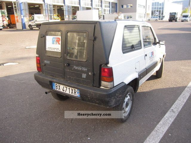 fiat panda 4x4 2002 other vans trucks up to 7 photo and specs