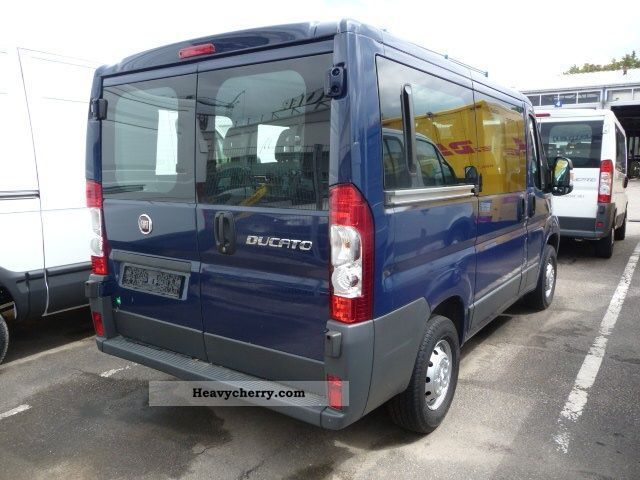 fiat ducato kombi 30 l1h1 120 m jet euro 4 air 2010. Black Bedroom Furniture Sets. Home Design Ideas