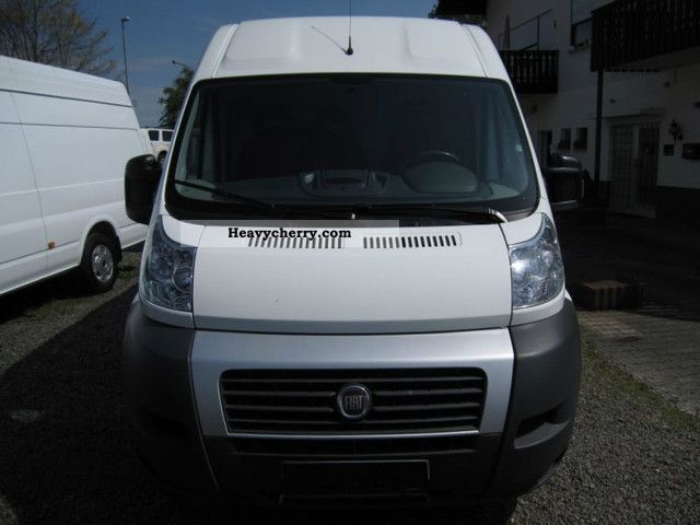 fiat ducato l4h2 120 shipping equipment 2010 box type. Black Bedroom Furniture Sets. Home Design Ideas