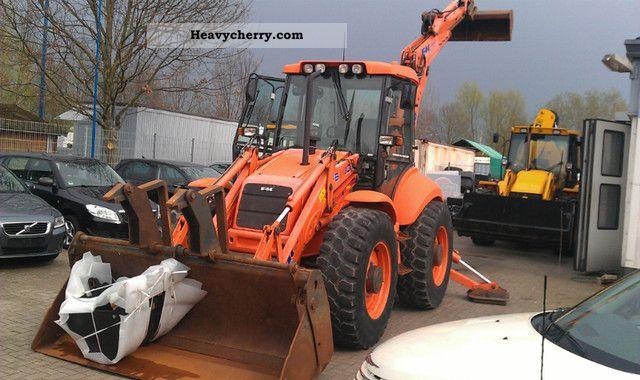 2003 Fiat  Komatsu Hitachi FB200.2 Construction machine Combined Dredger Loader photo