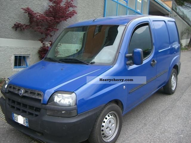 fiat doblo cargo d 2001 other vans trucks up to 7 photo and specs. Black Bedroom Furniture Sets. Home Design Ideas
