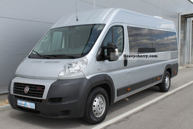 fiat multijet 160 ducato maxi minibus top condition 2009. Black Bedroom Furniture Sets. Home Design Ideas