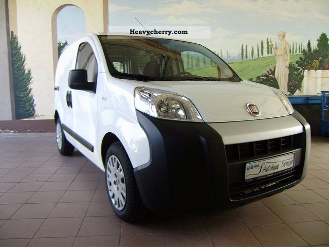2012 Fiat  Fiorino 1.4 SX (€ 5) Van or truck up to 7.5t Box-type delivery van photo